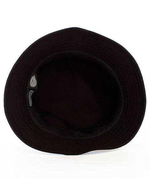 Mass-Signature Bucket Hat Czarny