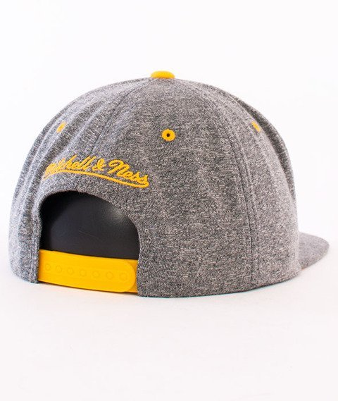 Mitchell & Ness-Broad ST 2.0 Los Angeles Lakers Snapback VP91Z