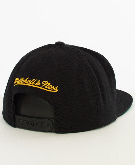 Mitchell & Ness-Pittsburgh Penguins Snapback NT80Z Black