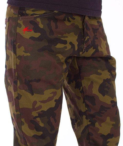 Moro Sport-Jogger Regular Spodnie Camo