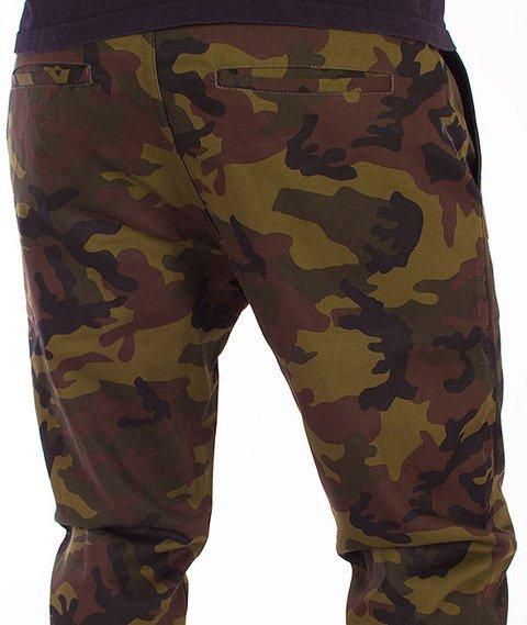 Moro Sport-Jogger Slim 2 Spodnie Camo