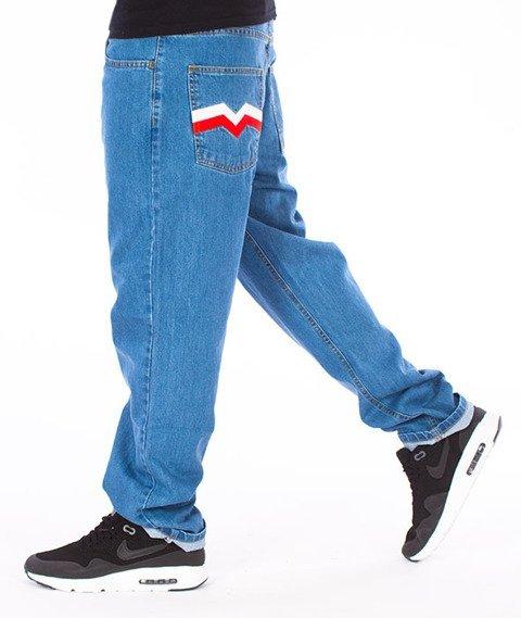Moro Sport-M-Baseball Regular Spodnie Jasne Pranie