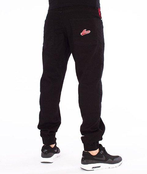 Moro Sport-Mini Baseball17 Jogger Spodnie Czarne