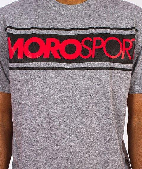 Moro Sport-Sport T-Shirt Melanż