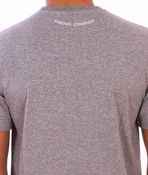 Nervous-Back To T-Shirt Grey