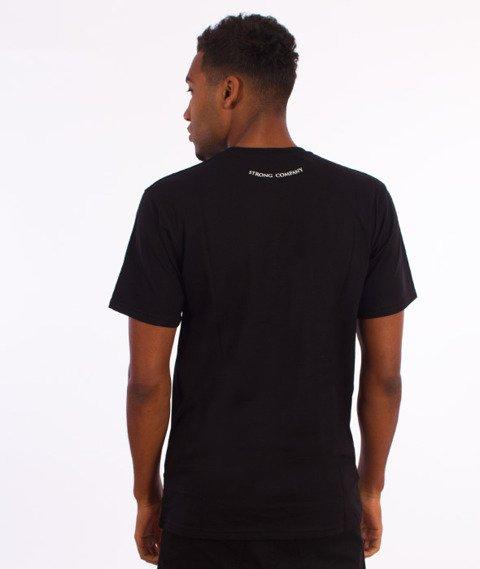 Nervous-Condensed T-Shirt Czarny