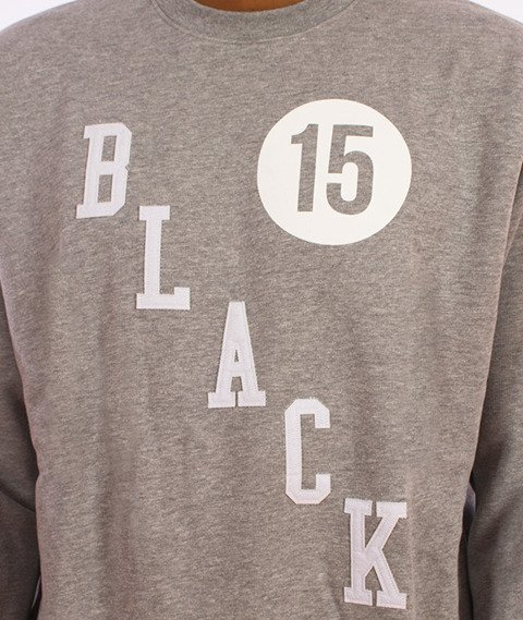 New Black-Supermoto Crewneck Grey