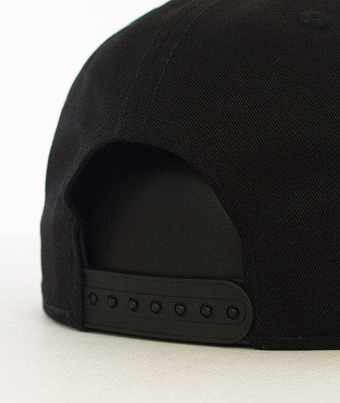 New Era-Essential Fabric Mix Snapback Black