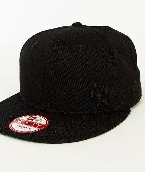 New Era-Flawless New York Yankees Snapback Czarny