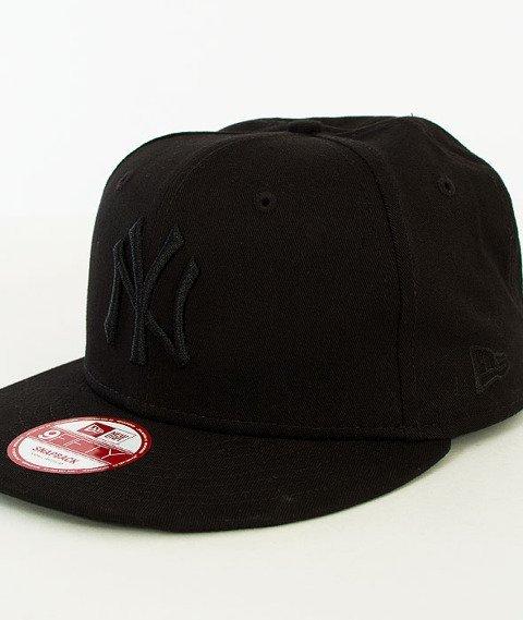 New Era-New York Yankees Snapback Czarny