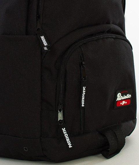 Patriotic-Base Plecak Czarny