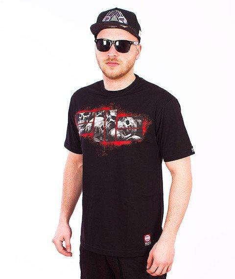 Pit Bull West Coast-Skull Logo T-shirt Black
