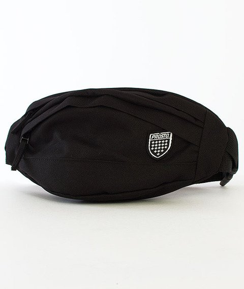 Prosto-Badge Streetbag Black