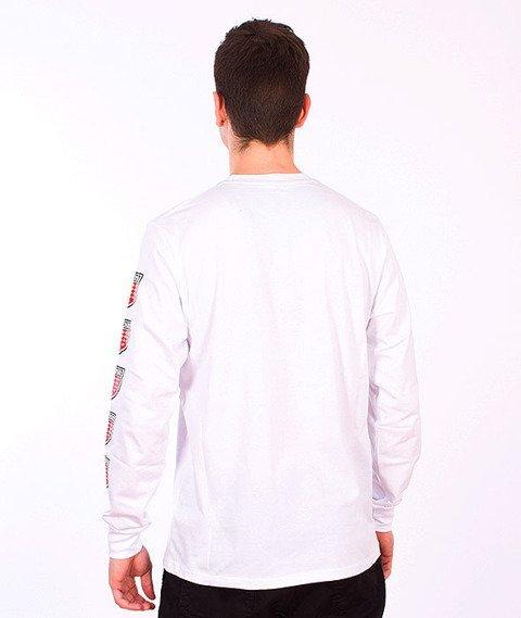 Prosto-Quadruple Longsleeve White