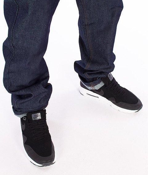 RocaWear-Raw Indigo Relaxed Fit Spodnie Jeans R00J9911L 821