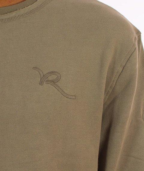 Rocawear-Sandshell Bluza Crewneck Oliwkowa