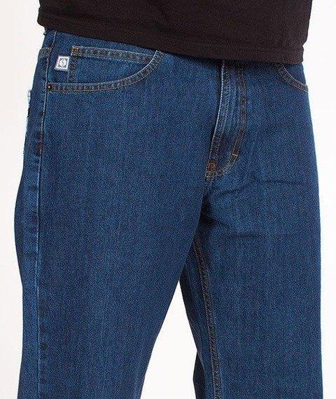 SmokeStory-Cans Regular Jeans Medium Blue
