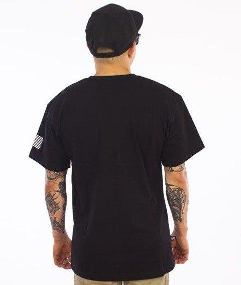 SmokeStory-Damage T-Shirt Czarny