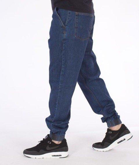 SmokeStory-Jogger Regular SSG Tag Medium Blue