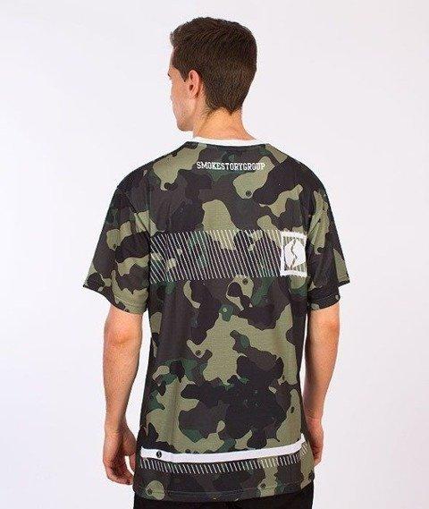 SmokeStory-Moro T-Shirt Woodland