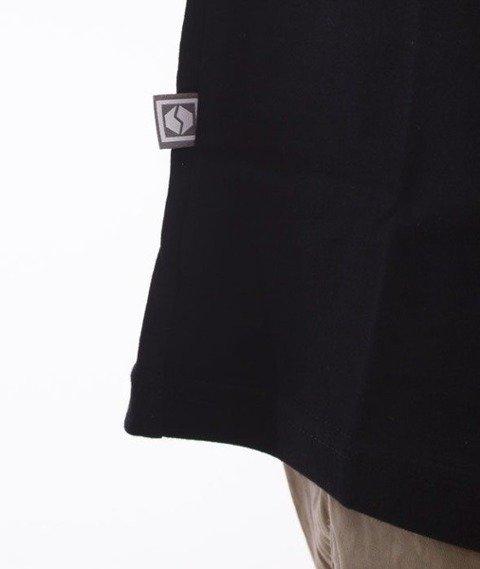 SmokeStory-SSG Tag T-Shirt Czarny
