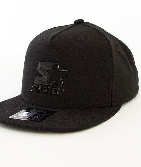 Starter-Hurricane Snapback Black