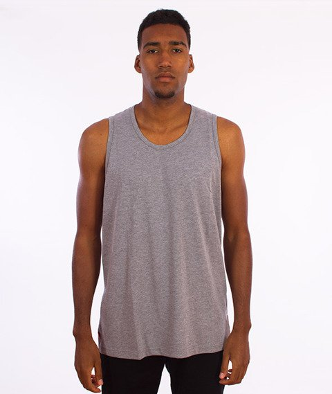Stoprocent-Base Tank-Top Szary