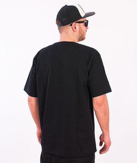 Stoprocent-Claim T-Shirt Czarny