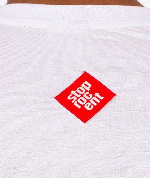 Stoprocent-Ideał T-Shirt Biały