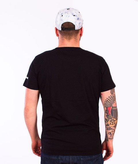 Stoprocent-Marker T-Shirt Black