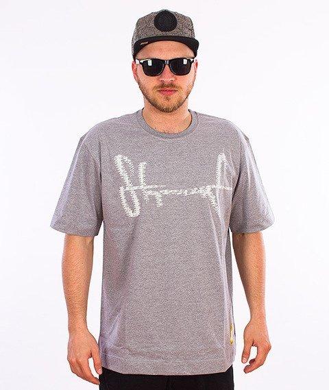 Stoprocent-Textag T-Shirt Szary