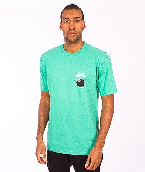 Stussy-8 Ball T-Shirt Green