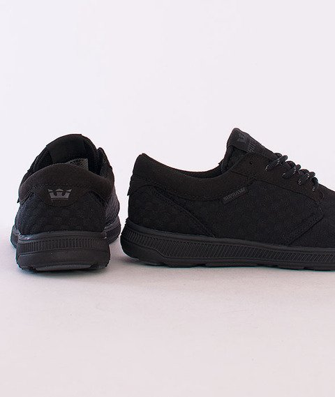 Supra-Hammer Run Black/Black-Black [S55043]