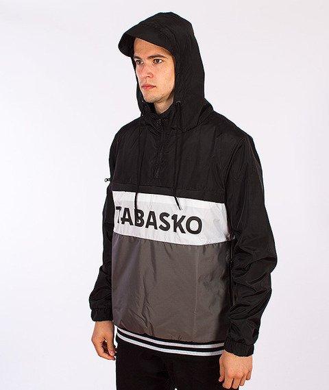 Tabasko-Proof Kurtka Czarna/Biała/Szara