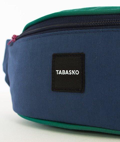 Tabasko-Script Nerka Niebieska/Zielona