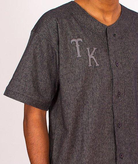 Turbokolor-Baseball Jersey Dark Navy SS16