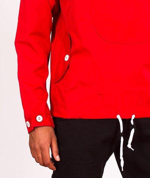 Turbokolor-Freitag Jacket Red/Watherproof SS16