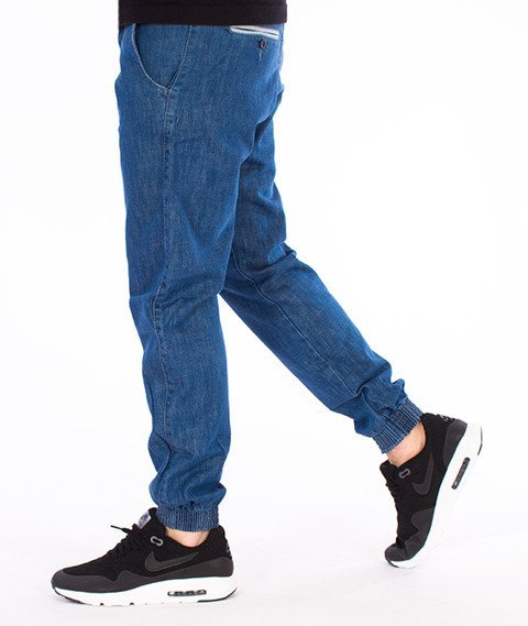 Turbokolor-Trainer Chino Denim Blue FW16