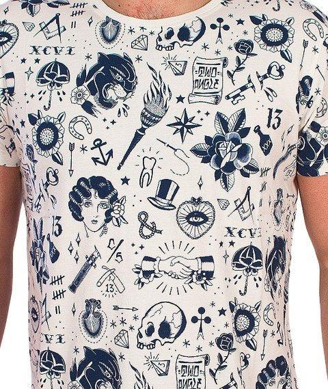 Two Angle-Yash T-Shirt Off White