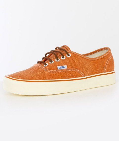 Vans-Authentic Lite + (Vintage) Burnt Orange