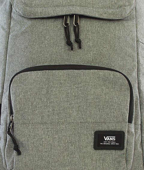Vans-Divert Backpack Heather Grey
