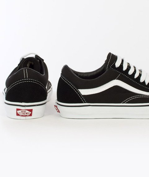 Vans-Old Skool Black/White