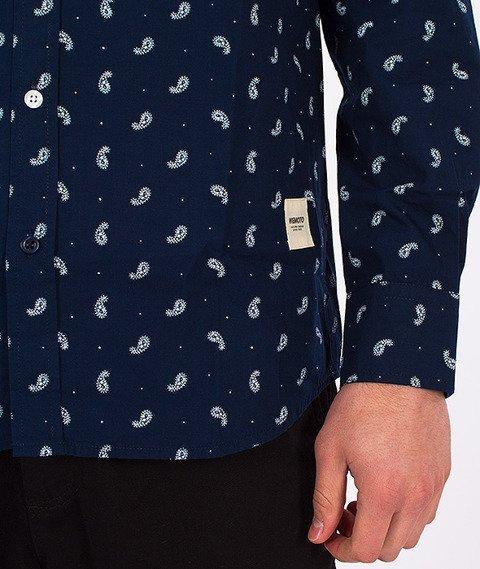Wemoto-Bedford Shirt Indigo