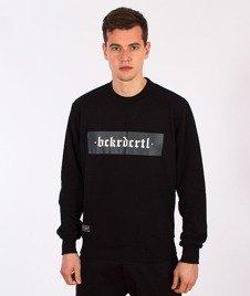 Backyard Cartel-Box Crewneck Black