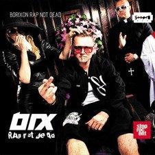 Borixon-Rap Not Dead CD