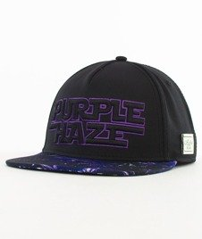 Cayler & Sons-Dark Haze Snapback Black/Purple
