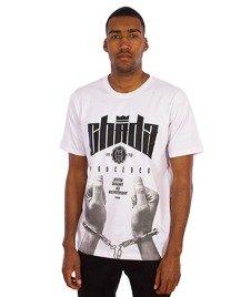 Chada-Handcuff T-Shirt Biały