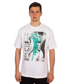 El Polako-Girl T-Shirt Biały