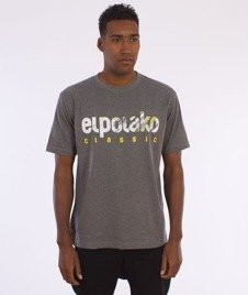 El Polako-Shadow Classic T-Shirt Szary