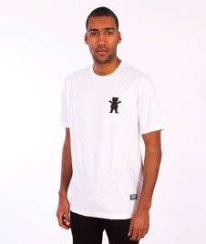 Grizzly-All Over The World T-Shirt White